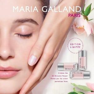 Maria Galland Gesichtsbehandlung