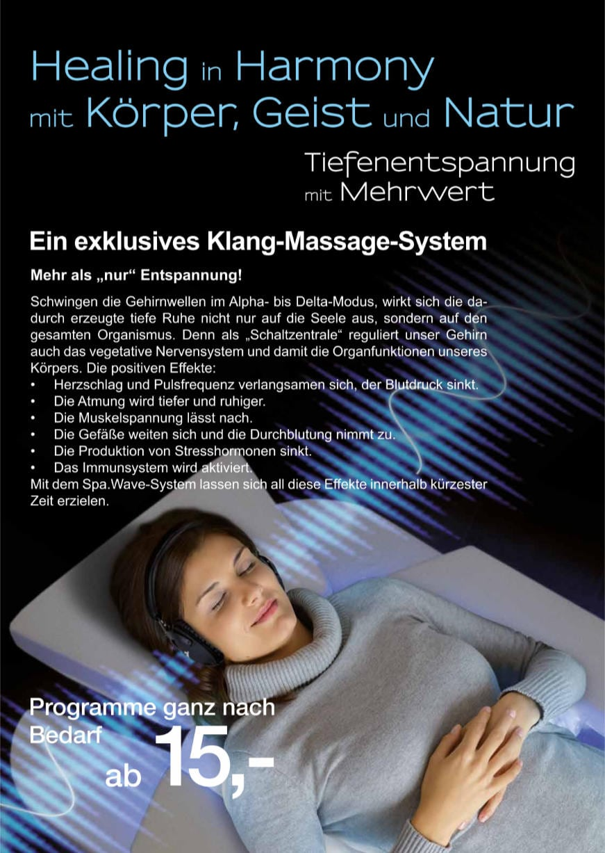 Spa Wave System